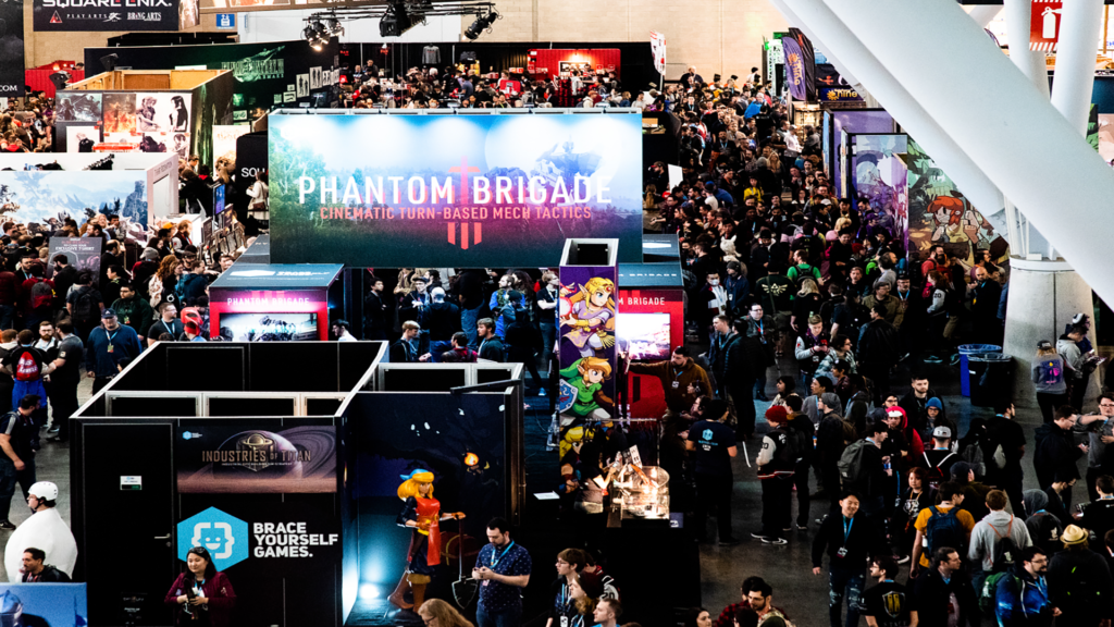 Brace Yourself Games PAX EAST 2020